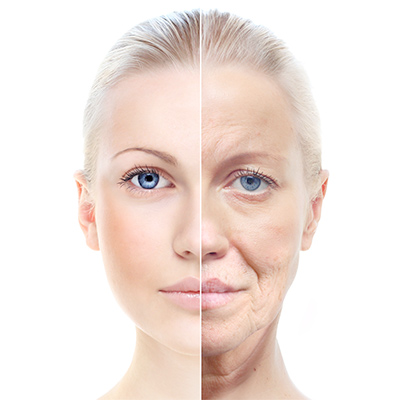 face art - Laser for Anti Aging