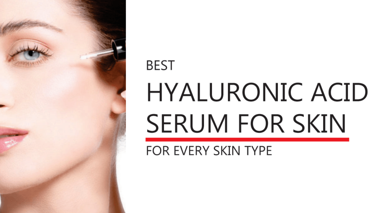 Hyaluronic Acid Facial